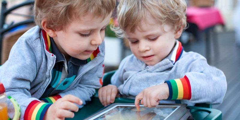 iPad børn