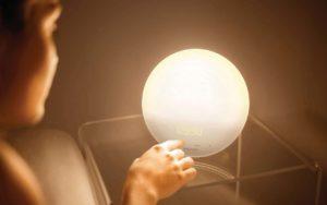 Philips wake-up-light