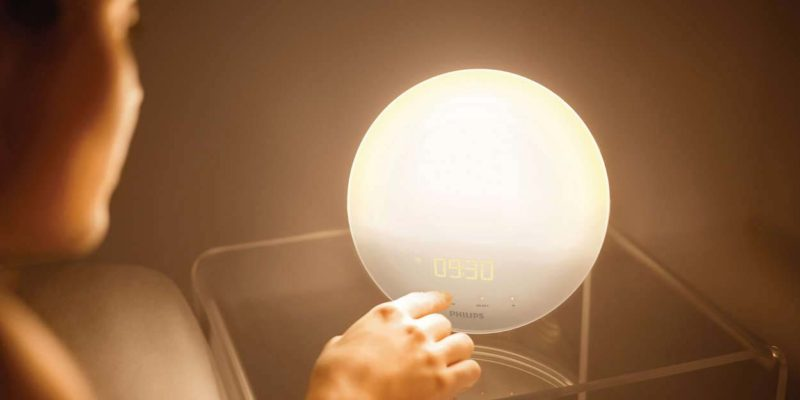 Philips wake-up-light